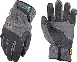 Mechanix Wear Men's Wind Resistant Gloves Black