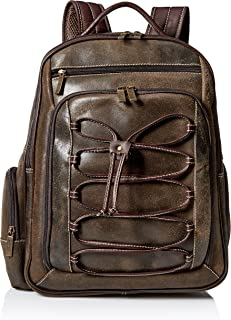 Claire Chase Vagabond Backpack, Distilled Brown
