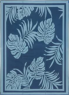 Faulkner Deluxe 48932 Multi-Purpose Paradise Mat, 9' x 18', Blue