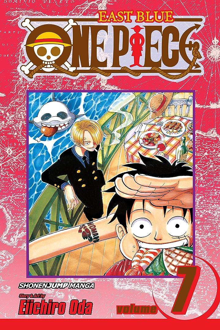 ライブ君主多用途One Piece, Vol. 7: The Crap-Geezer (One Piece Graphic Novel) (English Edition)