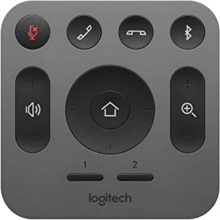 New LOGITECH 993-001389 Remote Control for MEETUP.b.