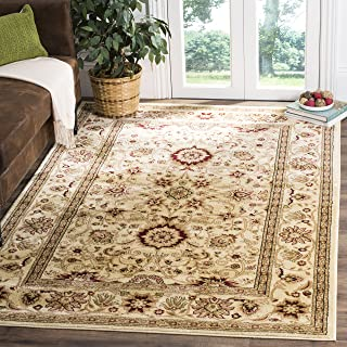 Safavieh Lyndhurst Collection LNH212L Traditional Oriental Ivory Rectangle Area Rug (8'11
