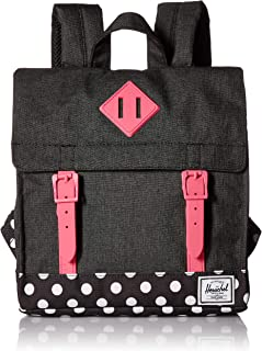 polka dot herschel backpack