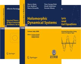 Lecture Notes in Mathematics (151-200) (50 Book Series)