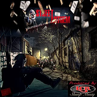 Legitimate Crimez Records Street Anthem (feat. Ruga 9, Big C, Slinky Loc