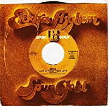 45vinyl LOST WITHOUT YOUR LOVE / HOOKED ON YOU (7