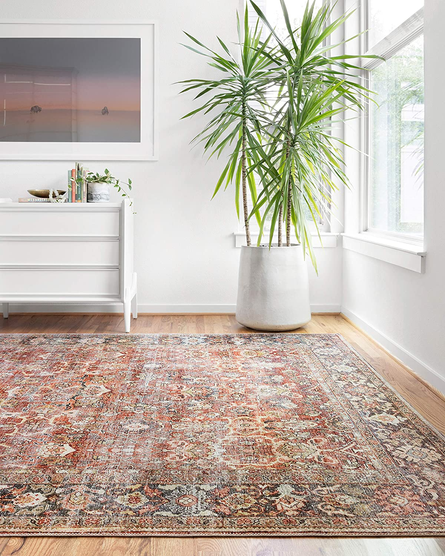 LOLOI Layla Collection Area Rug SPICE x Finally Regular dealer resale start 3'-6