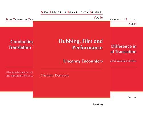 New Trends in Translation Studies (18 Book Series)