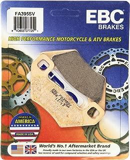 EBC Brakes FA395SV Disc Brake Pad Set