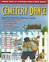 Cemetery Dance Magazine (Bentle Little Special Issue, issue 64)