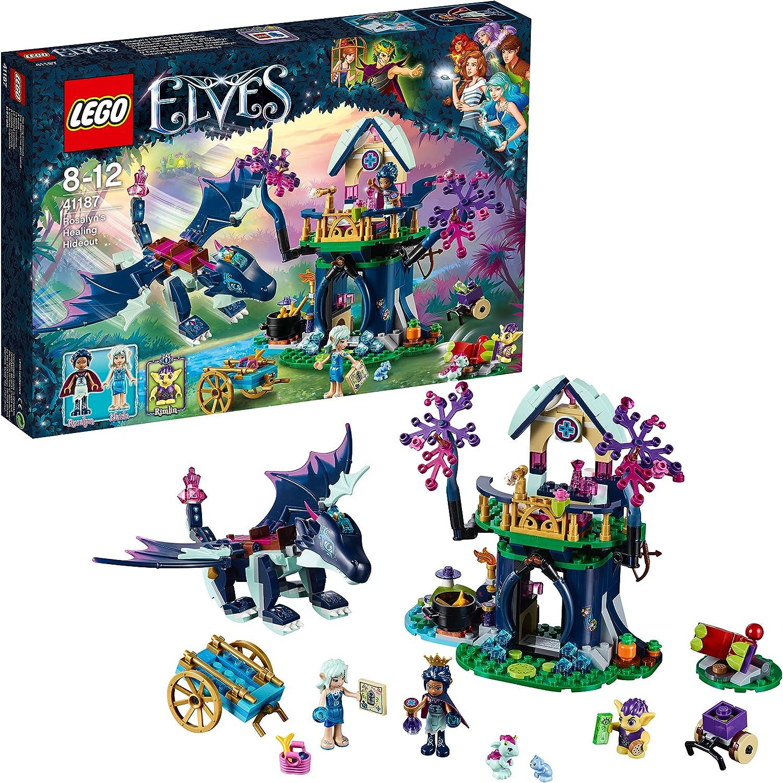 Lego Elves  pinklyn's Healing Hideout 41187