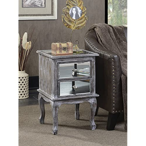 Mirrored Tables for Living Room: Amazon.com