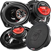 "$98 » Cerwin Vega 6.5"" and 6x9 3-Way Coaxial Speakers 4 Ohm HED Series H7653 H7693 Combo Pack"