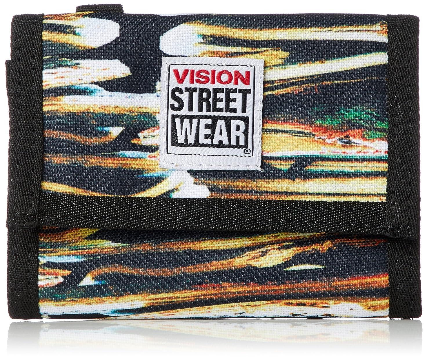 スモッグ目的アノイ[ヴィジョンストリートウェア] 折財布 折サイフ 三つ折り財布 ウォレット VSGN103 VSGNシリーズ VSGN103