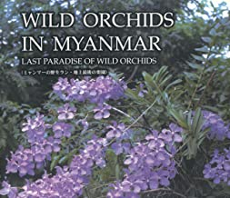 Wild Orchids in Myanmar Vol. 1: Last Paradise of Wild Orchids (Wild Orchids in Myanmar: Last Paradise of Wild Orchids)