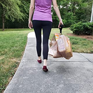 Plastic Bag Carrier - The Bagboy - Multiple Plastic Grocery Bag Carrying device, Carry Multiple Plastic Bags with comfort and ease.