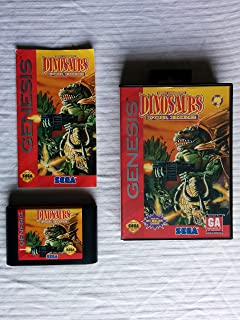genesis dinosaurs for hire