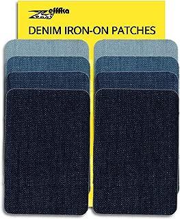 Best denim repair patches Reviews