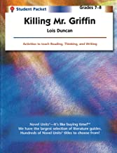 Killing Mr. Griffin - Student Packet by Novel Units