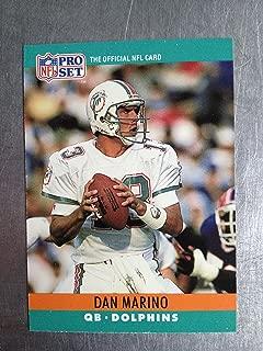 1990 Pro Set 181 Dan Marino NM/M (Near Mint/Mint)