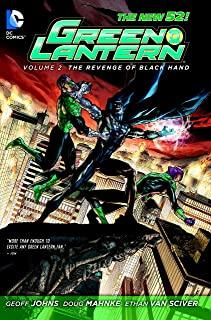 Best the black hand green lantern Reviews