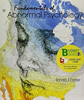 Loose-Leaf Version for Fundamentals of Abnormal Psychology 8e & Launchpad for Fundamentals of Abnormal Psychology 8e (6 Month Access)
