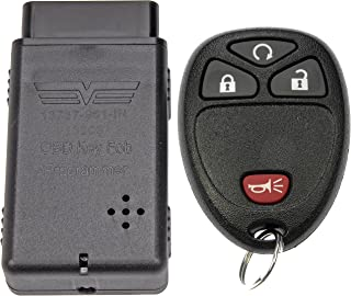Dorman 99162 Keyless Entry Transmitter for Select Models, Black (OE FIX)