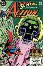 Superman in Action Comics : The Brainiac Trilogy Part 3 - Issue Number 649 - January 1990