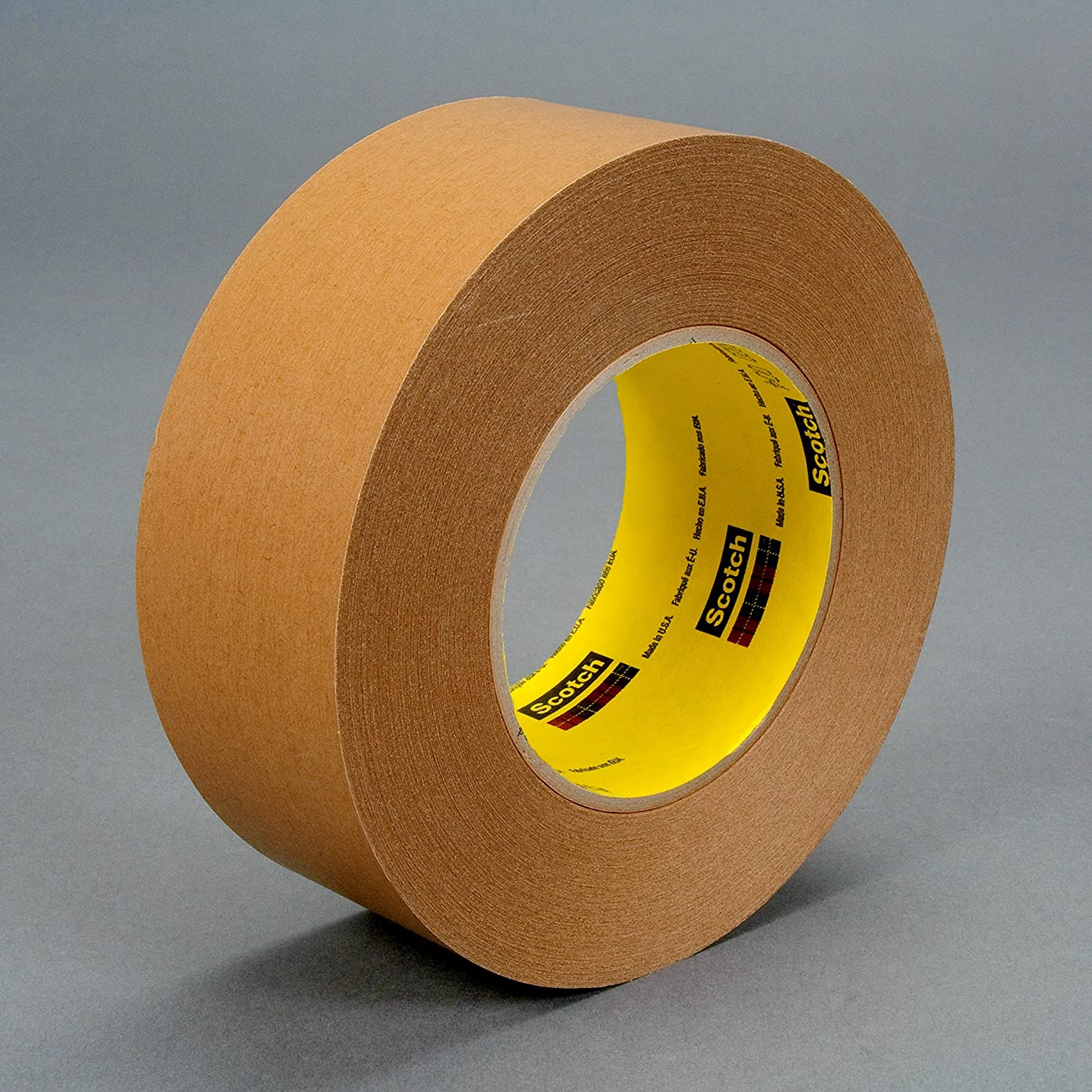 3M 17599-case Repulpable Max 52% OFF Strong Single R3187 mm Tape Selling and selling Coated 48