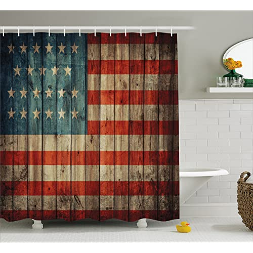 Magnificent Americana Bathroom Decor Amazon Com Download Free Architecture Designs Remcamadebymaigaardcom