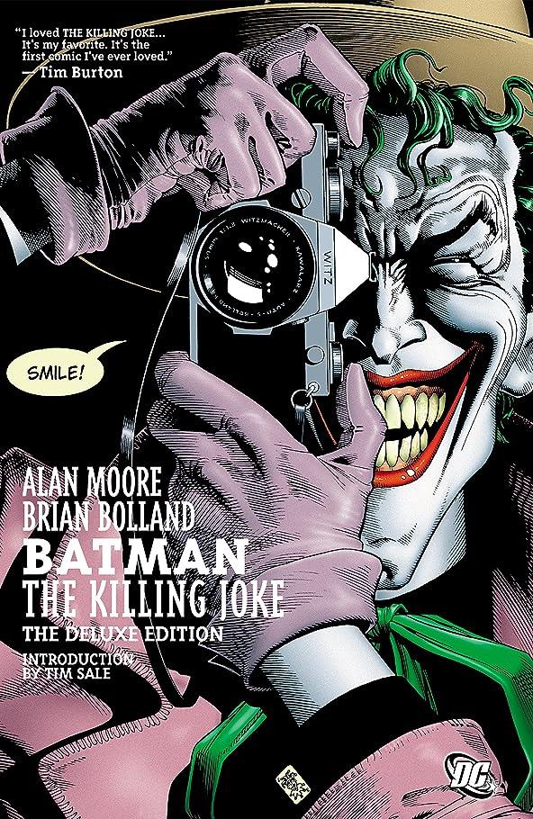求人パットお手入れBatman: The Killing Joke (Deluxe Edition) (English Edition)