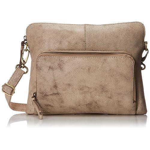 93aa186087 Latico Leathers Brooklyn Cross Body Bag Genuine Authentic Luxury Leather