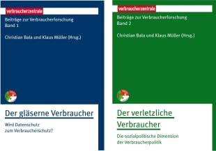 Beiträge zur Verbraucherforschung (Reihe in 2 Bänden)