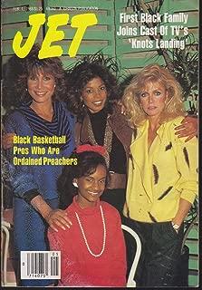 JET MAGAZINE FEBRUARY 1, 1988 *BLACK CAST MEMBERS JOIN KNOTS LANDING*
