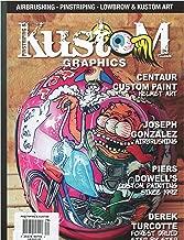 Pinstriping & Kustom Graphics Magazine June July 2019