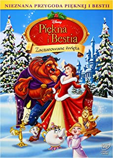 Beauty and the Beast: The Enchanted Christmas [DVD] (English audio. English subtitles)