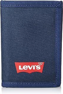 Levi's Batwing Trifold Wallet, Accessoire de Voyage-Portefeuille à Triple pli Homme