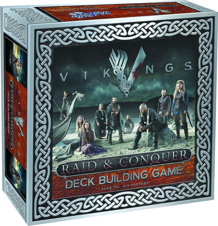tienda de venta High Roller Juegos HIG30012 Vikings  Raid & Conquer, Juguete Juguete Juguete para el Aprendizaje  bienvenido a elegir