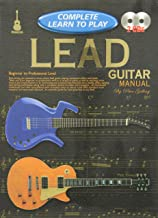 CP69319 - Progressive Complete Learn to Play Lead Guitar Manual