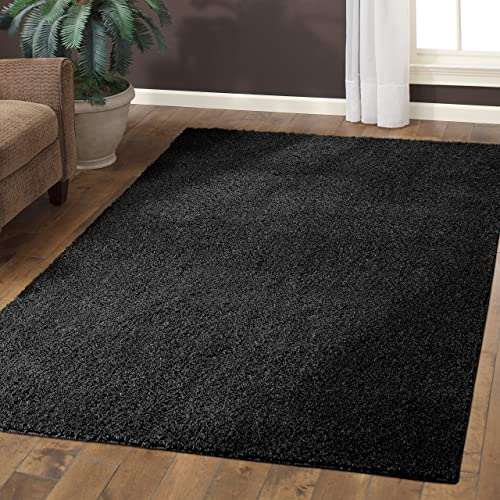 Black Carpets Amazon Com