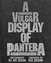 Best vulgar display of pantera book Reviews