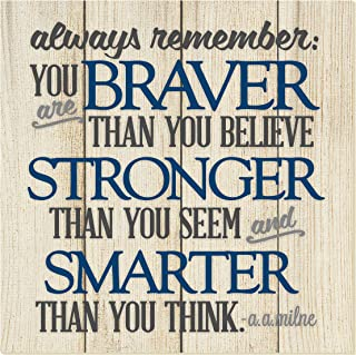 Best stronger than you think quote winnie the pooh Reviews