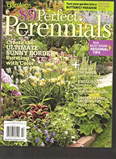Great Gardens 89 Perfect Perennials Magazine (create the ultimate sunny boarder bursting with color, 2011)