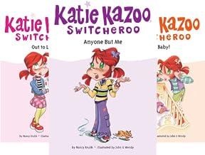 Katie Kazoo, Switcheroo (35 Book Series)