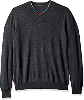 Men's Long Sleeve Pullover Sweater