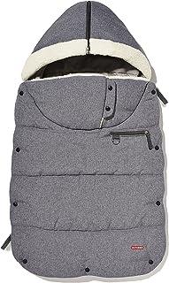 Skip Hop - Saco para carriola de bebé para 3 estaciones, Gris Heather, Bebé (2 años)