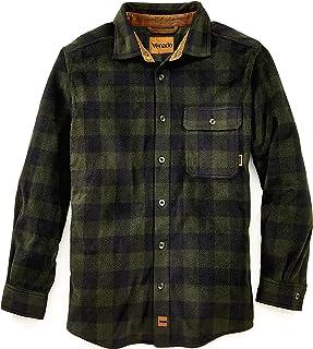 پیراهن چهارخانه مردانه Venado Inc. - پیراهن چهارخانه سنگین وزن Buffalo برای مردان