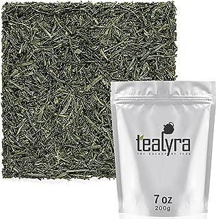 Tealyra - Premium Gyokuro Kokyu - Japanese Green Tea - Finese Loose Leaf Tea - Organically Grown in Japan - 200g (7-ounce)
