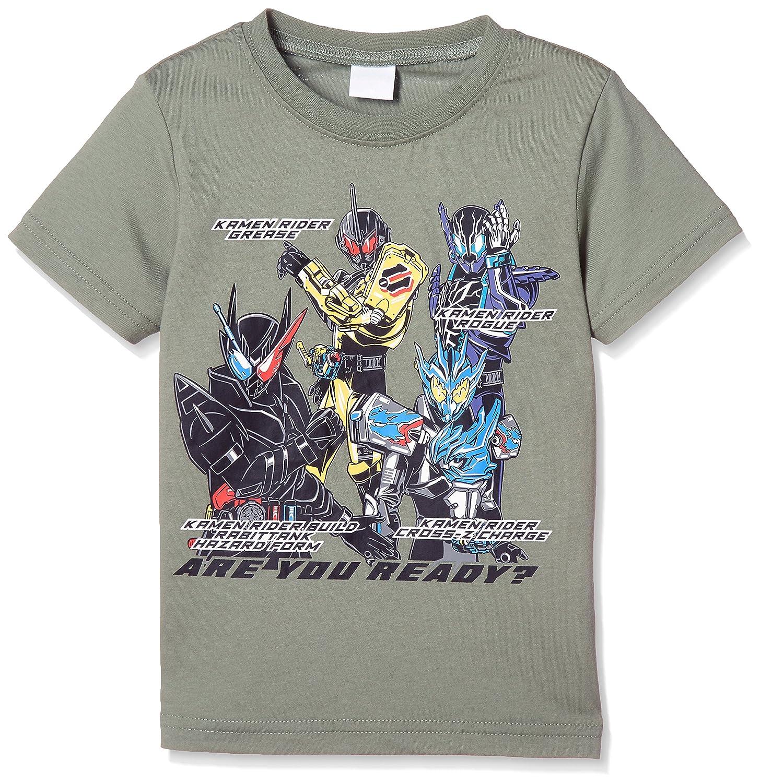 [バンダイ] 仮面ライダービルド TシャツセレクションB AR-2413434 ボーイズ