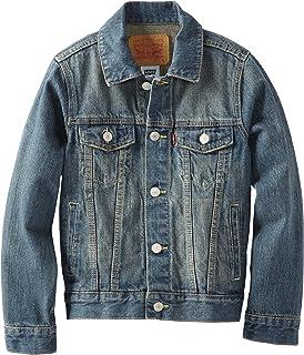 Levi's Boys Denim Trucker Jacket